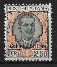 ERITREA COLONIA ITALIANA YVERT Nº 129*