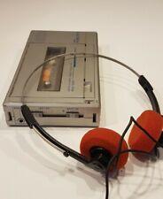 alter Walkman CROWN inkl. vintage Kopfhörer Retro, Sammler