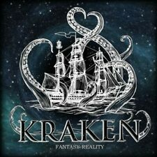 KRAKEN - Fantasy Reality (NEW*LIM.500*NWOBHM*BUDGIE*RUSH*B.SABBATH)
