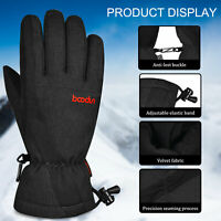 Thermal Waterproof Winter Ski Gloves Warm Touch Screen Thinsulate Snowboard