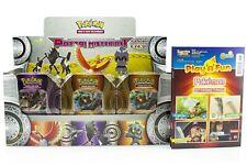 Scatole collezione POTERI MISTERIOSI + carta olografata Pokémon GX Trading Card
