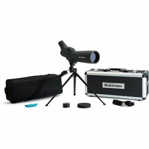 Celestron Up Close 20-60 x 60mm Zoom Spotting Scope Kit #52223 (UK Stock) BNIB