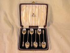 Birmingham Antique Solid Silver Cutlery