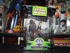 Han Solo Chewbacca Death Star Escape Star Wars Silver Anniversary Hasbro