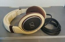 Sennheiser HD 598 Over-Ear Headphones Ivory-Brown, Excellent Condition