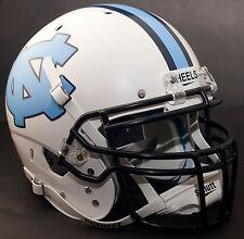 *CUSTOM* NORTH CAROLINA TAR HEELS NCAA Schutt XP GAMEDAY Replica Football Helmet