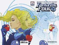 FANTASTIC FOUR #14 WARD IMMORTAL VARIANT Marvel Comics 1st Print 2019 NM