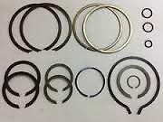 CHEVY / GMC  NP263HD SNAP RING AND LOCK RINGS Parts Kit   99-UP NEW