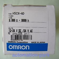 New in box 1 Piece Omron H5CX-AD One year warranty
