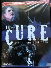 CD The Cure - Live In Rome  Rare 2008 Smiths A Ha Simple Minds