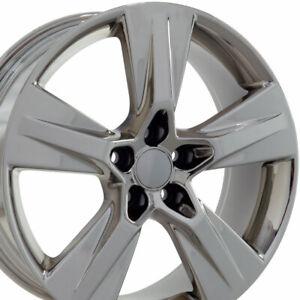 """Chrome 19"""" Wheel Fits Highlander Lexus ES GS HS IS RX SC 19x7.5 75163"""