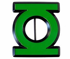Dc Comic Green Lantern Logo Die Cut Logo Belt Buckle