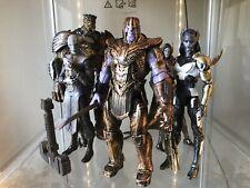 Marvel Legends Endgame Custom Battle Damaged Thanos BAF Complete (Thanos Only)