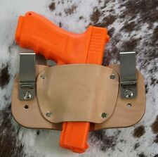 Sig Sauer P220, P225, P227 Inside the Waistband IWB Leather Holster Made in USA