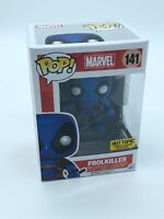 Funko Pop Marvel Deadpool Foolkiller Hot Topic Exclusive 141