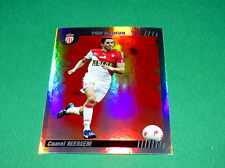N°265 MERIEM AS MONACO LOUIS II PANINI FOOT 2009 FOOTBALL 2008-2009