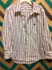 Boys White Long Sleeve Dress Shirt Size Small