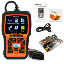 NT301 EOBD OBD2 Car Scanner Diagnostic Fault Code Reader Scan Tool Check Engine