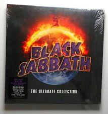 Black Sabbath  the ultimate collection   box set   4   records