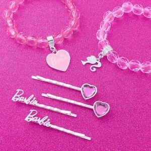 Barbie® Hair Grips & Bracelets Set