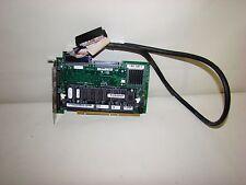 Dell P4930706 09M912 9M912 SCSI 128MB RAID Controller 68p PCI-X 64bit PCI X