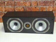 Monitor Audio Bronze BR-LCR Black Finish Centre Channel Loud Speaker