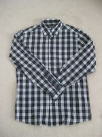 NWOT PRIMARK men's long sleeve collar button down shirt Size Medium