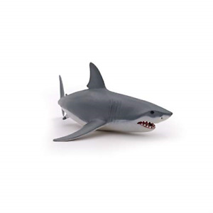 Papo 56002 White Shark Figure