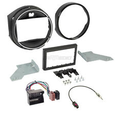BMW Mini F57 Convertible from 17 2-Din Car Radio Installation Set Adapter Cable