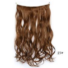 Stressless Elastic Headband Secret Wire In Hair Extensions As Human Hair