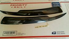 Real Carbon Fiber Eyelids Eyebrows Audi A4/S4 B6/8E 01-05