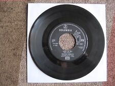 """MALCOLM ROBERTS - LOVE IS ALL - 7"""" 45 rpm vinyl record"""