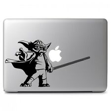 Star Wars Yoda Jedi for Macbook Air Pro Laptop Car Window Vinyl Decal Sticker
