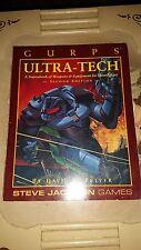 Steve Jackson Games: GURPS - ULTRA-TECH 2E