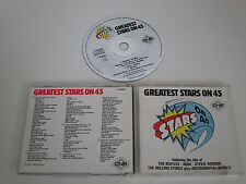 VARIOUS/GREATEST STARS ON 45 (CNR 1.00001) CD ÁLBUM