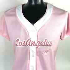 MLB New York Yankees  XL Womens Lady Slugger Pink Jersey NY Extra Large