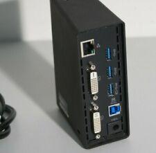 LENOVO ThinkPad USB 3.0 Dock DU9019D1 2x DVI 5x USB 3.1 RJ45 03x6059 0A34193