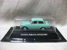 TOYOTA PUBLICA UP10 1961 Green 1:64 Out of print famous car KONAMI