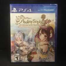 Atelier Sophie - The Alchemist of the Mysterious Book (Sony PlayStation 4)