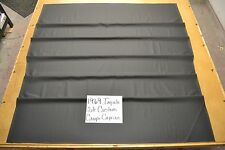 1969 69 CHEVROLET IMPALA 2 DOOR CUSTOM COUPE CAPRICE BLACK TIER GRAIN HEADLINER