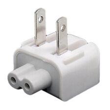 Apple Mac AC Power Wall Adapter Duck Head US Plug Macbook Powerbook iBook iPad