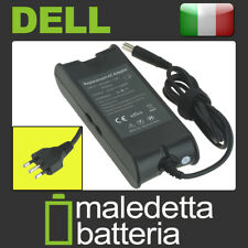 Alimentatore 19,5V 4,62A 90W per Dell Latitude D800