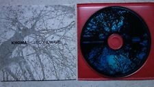 KHOMA ‎– The Second Wave  PROMO-CD  Roadrunner Records ‎– RR PROMO 899 Cardboard