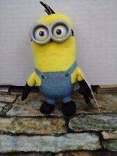 Despicable Me Minion Minions Kevin Mini Stuffed Animal Plush Collectible Toy
