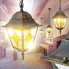 Antik Veranda Hängelampe Aussen Leuchten Garten Lampen Hof Pendellampe Terrasse