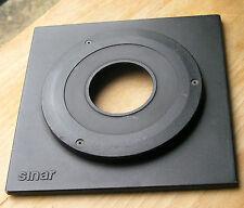 Sinar HORSEMAN 8mm TOP HAT lensboard COPALE 1