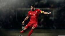 "150 Cristiano Ronaldo - VS Messi Real Madrid Soccer Player 42""x24"" Poster"