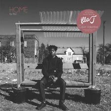 ILLA J - HOME    VINYL LP NEU