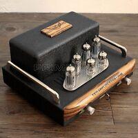 Music Angel MENG MINI L1 6P1 HD 6AQ5 Hi-End Vacuum Tube Integrated Amplifier ES