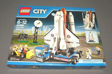 LEGO Spaceport CITY Set 60080 w Space Shuttle, Astronaut NEW